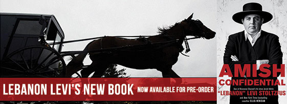 Amish Confidential Book Available for Pre-Order
